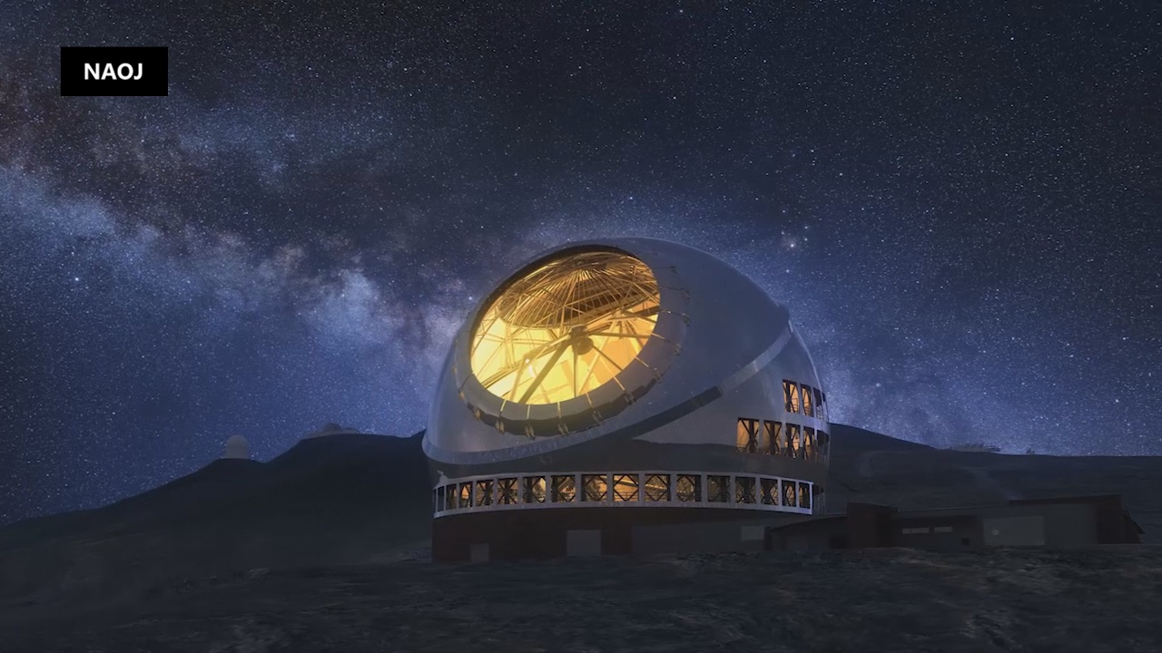 Court Invalidates Thirty Meter Telescope Sublease