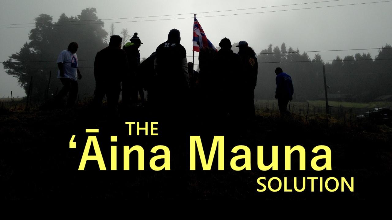 VIDEO: The Aina Mauna Solution