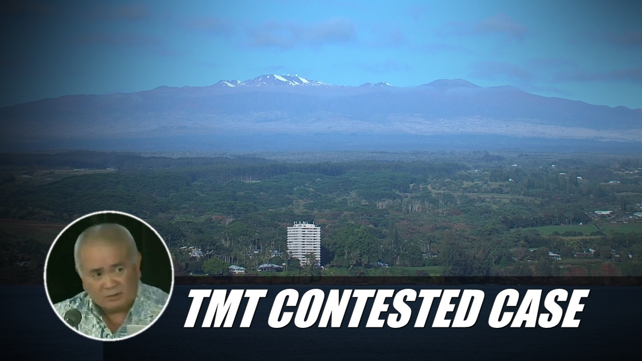 VIDEO: TMT Case – Richard Ha Takes The Stand For PUEO