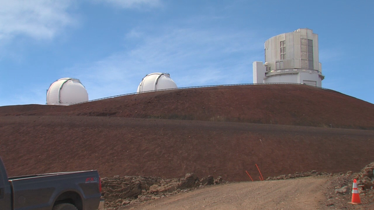 New Planet Imaging Devices On Mauna Kea Reveal Pictures