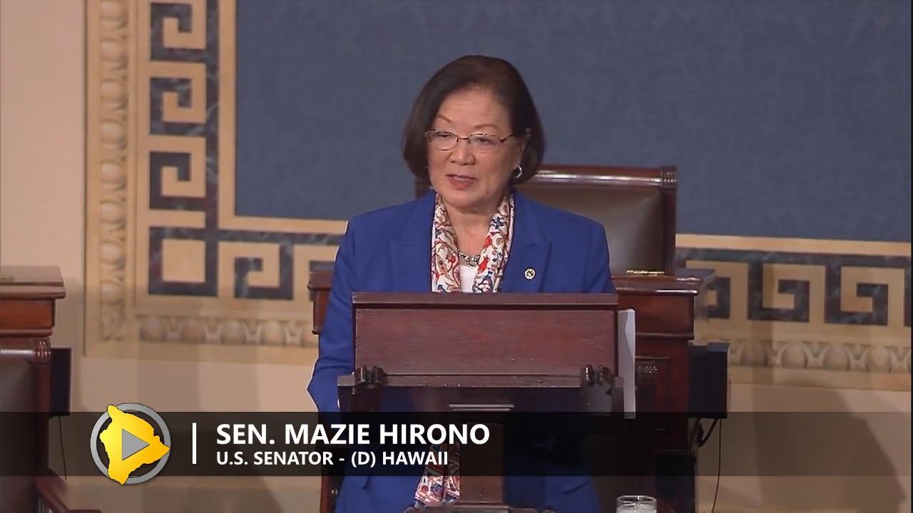 VIDEO: Hawaii Senator Stands Against Trump Education Pick