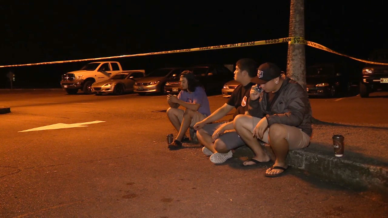 VIDEO: Hilo Shooting Ends In Arrest At Old Mill In Kea'au