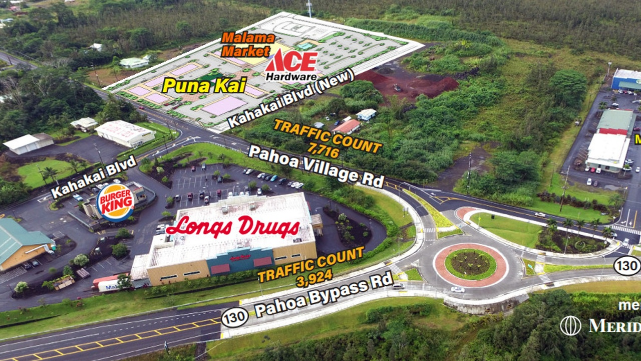 VIDEO: Puna Kai Manager Discusses New Shopping Center Plan