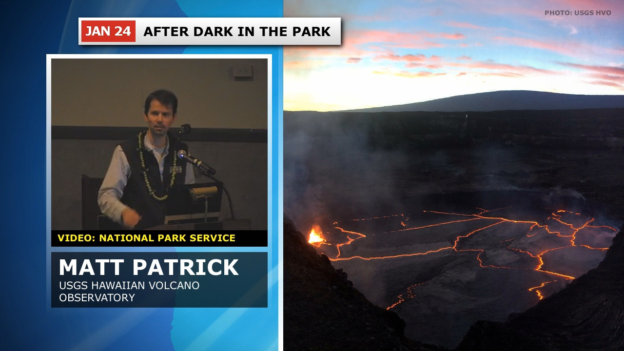 VIDEO: Volcano Talk – How USGS Observes Summit Lava Lake