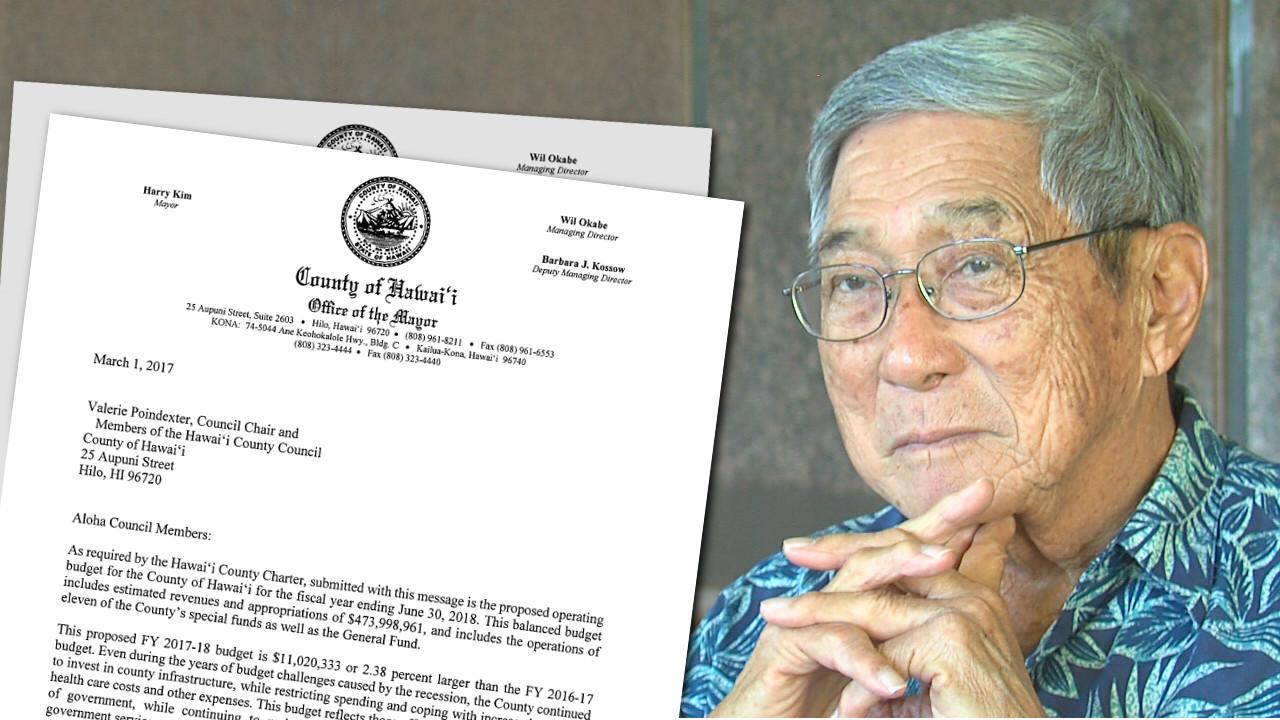 Mayor Kim Issues Message On $473 Million Budget