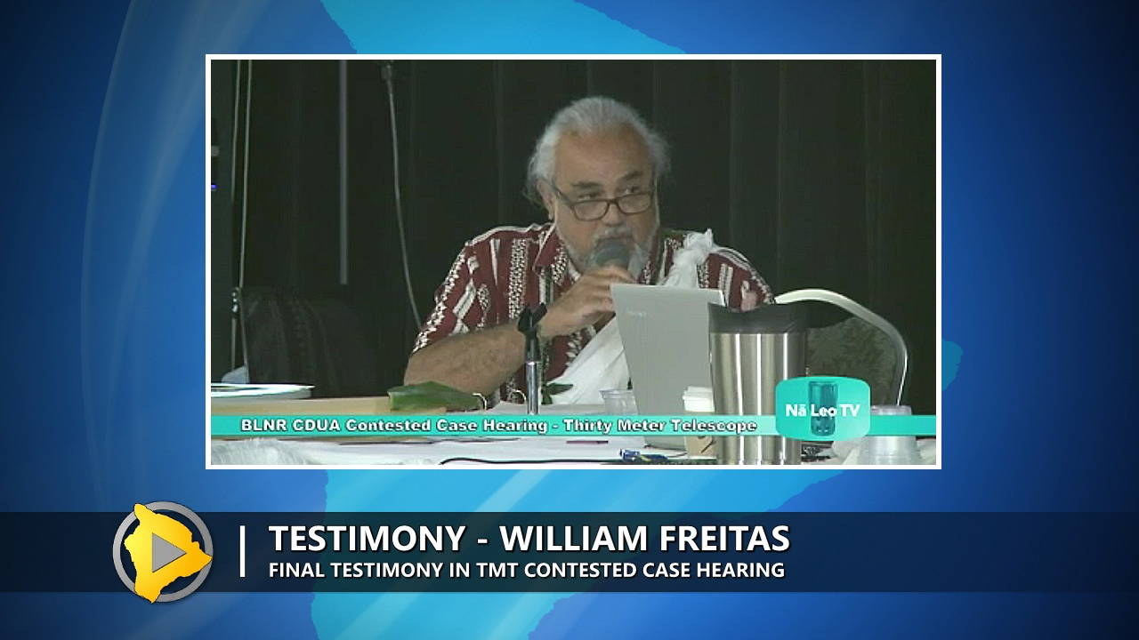 VIDEO: Final Day Of TMT Testimony Ends On Powerful Note