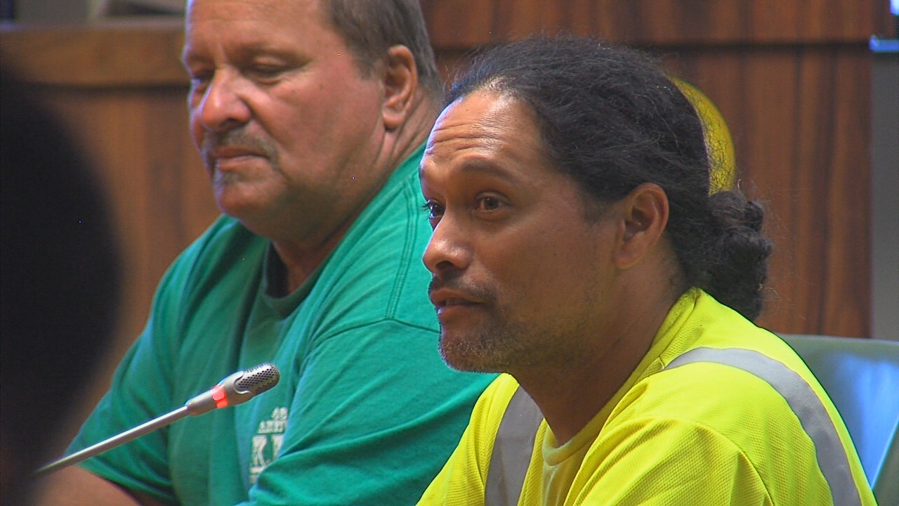 VIDEO: Compost Contractors Hit By Sudden Termination