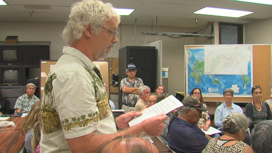 VIDEO: FAA Officials Hear Helicopter Complaints In Hilo