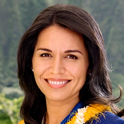 Tulsi Gabbard Endorses Hanabusa For Governor