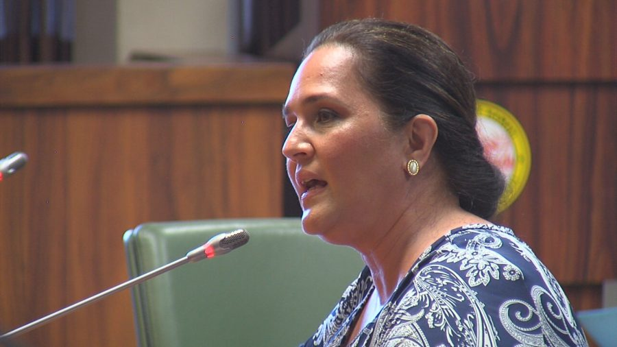 VIDEO: Panaewa Speaks Out Against Enhanced Organics Facility
