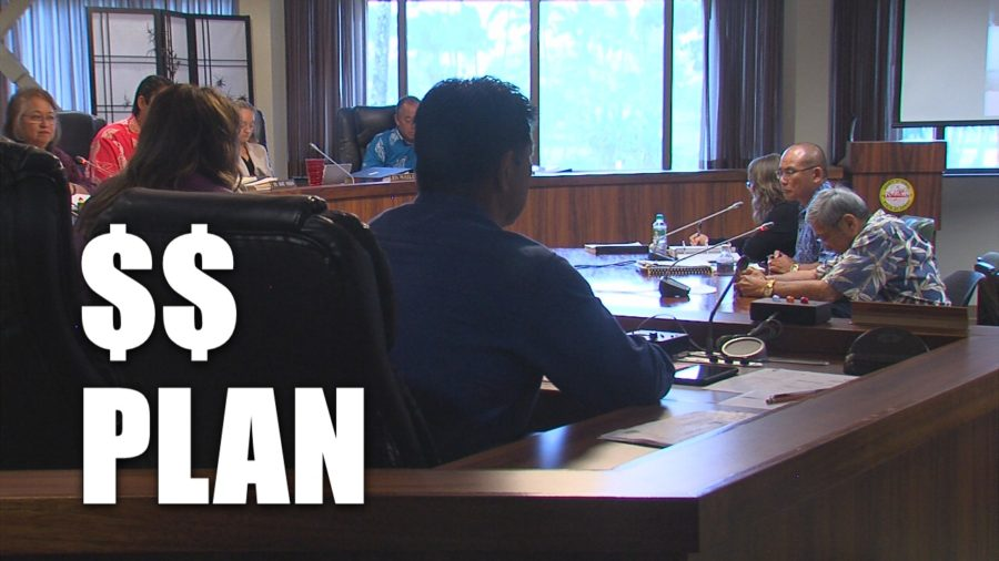 VIDEO: Council Questions Kim On Pricey Contract Hires