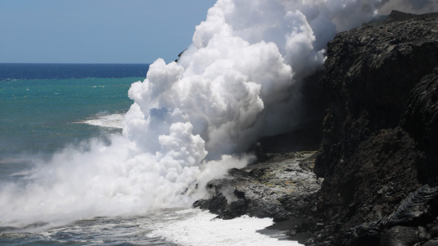 Latest Lava Field Observations Made By Scientists