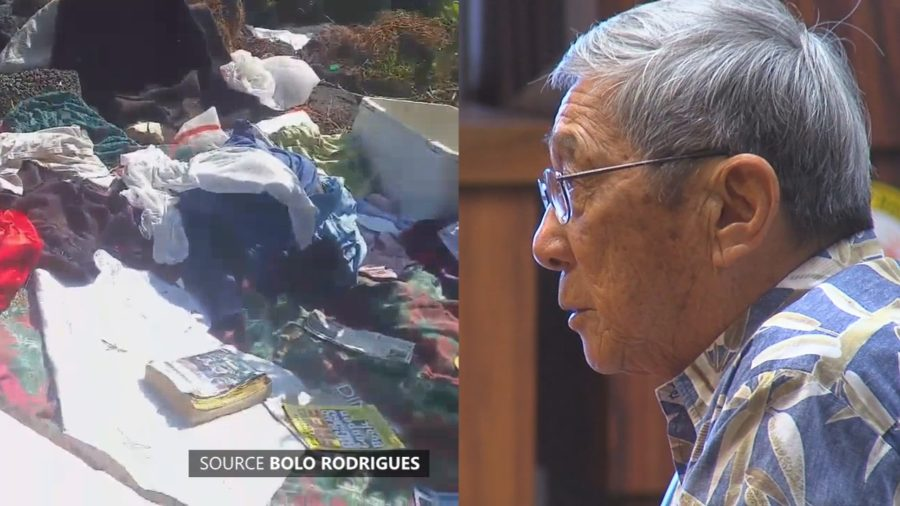 VIDEO: Mayor On Old Kona Airport Homeless Situation