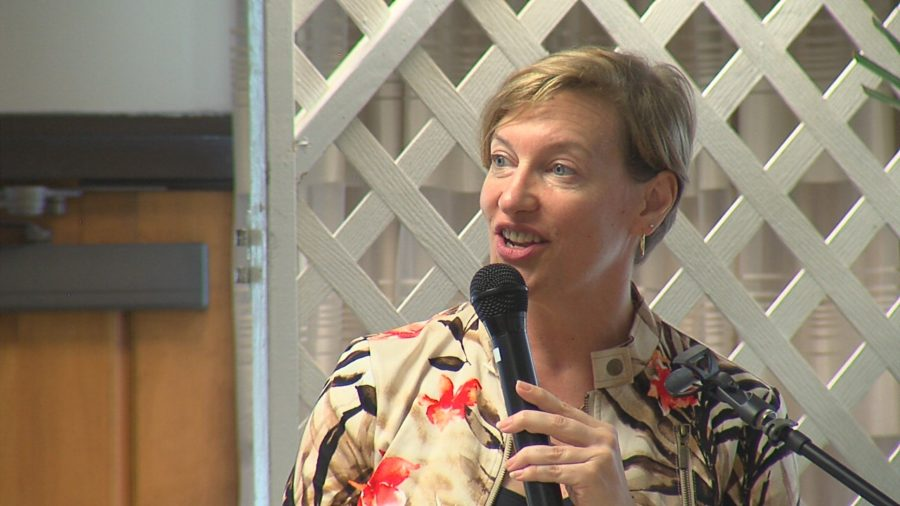 VIDEO: CEO McGilvray On YWCA Hawaii Island Mission