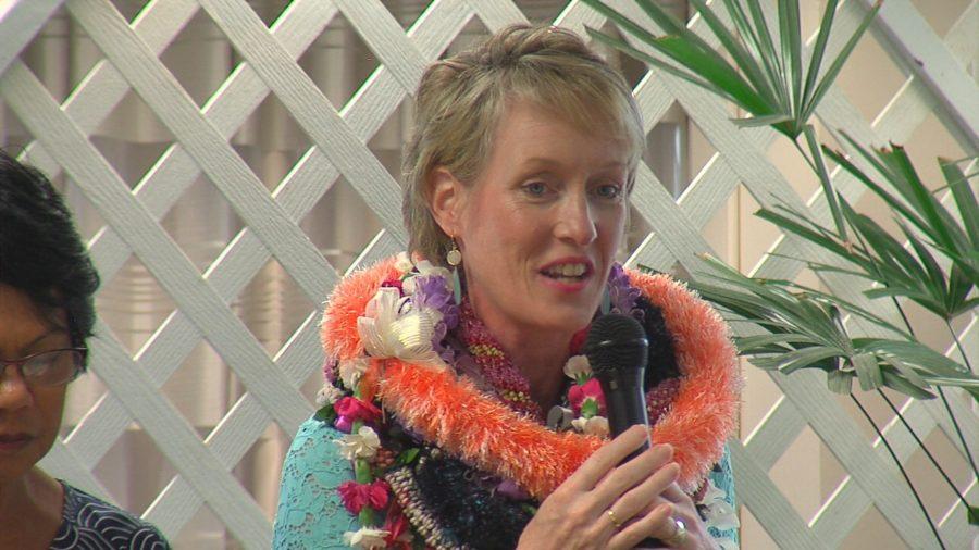 VIDEO: Dr. Lynda Dolan Gets YWCA Remarkable Person Award