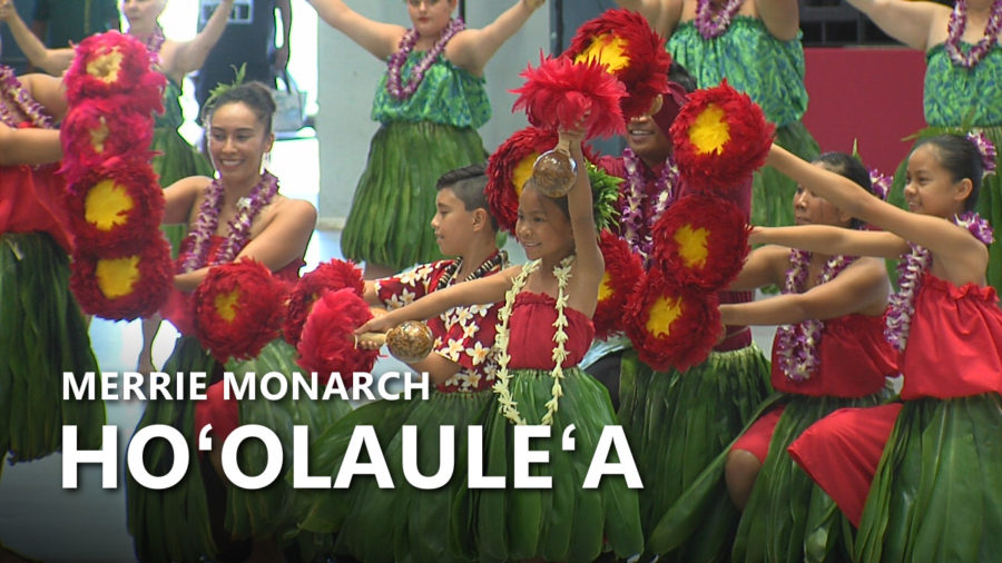 VIDEO: More Hula From Merrie Monarch Festival Ho'olaule'a