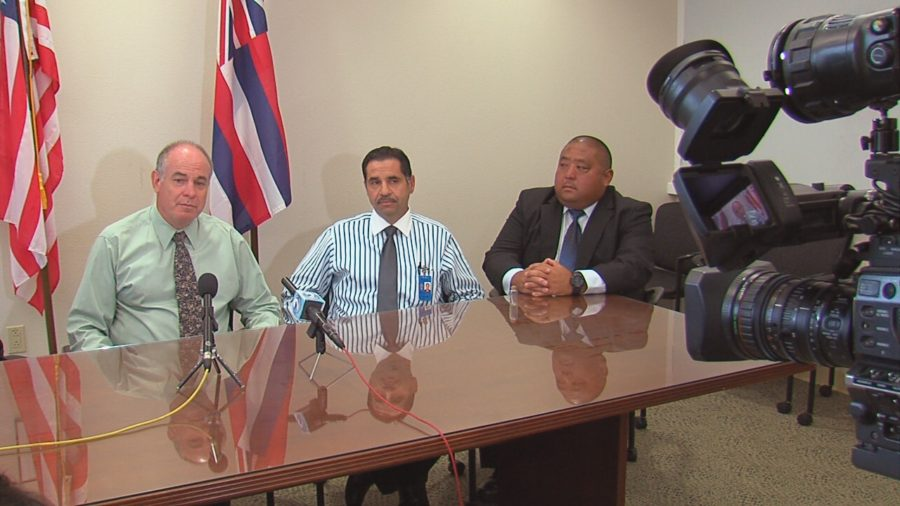 VIDEO: Press Conference On Finding Site Of Peter Boy Kema's Remains