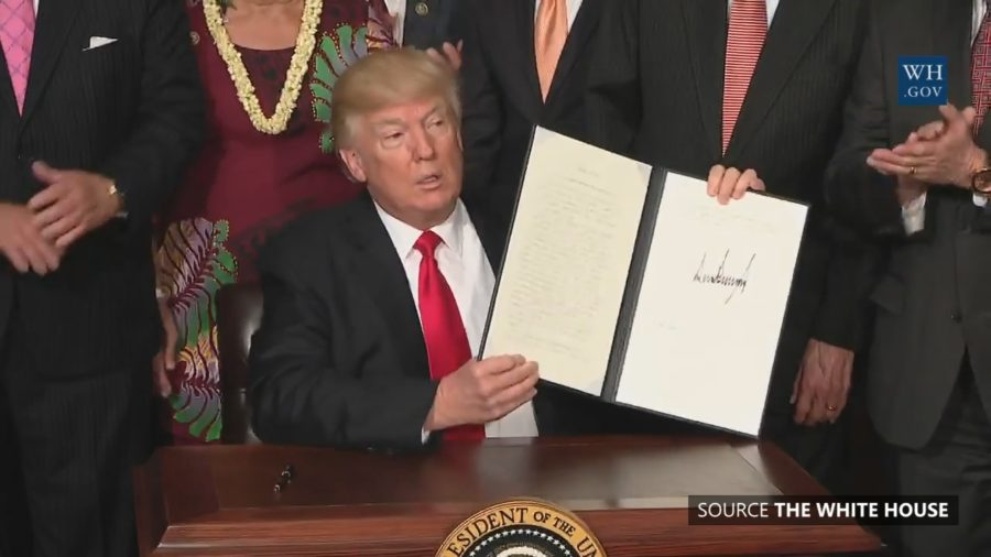 VIDEO: Trump Orders Review Of National Monument Designations