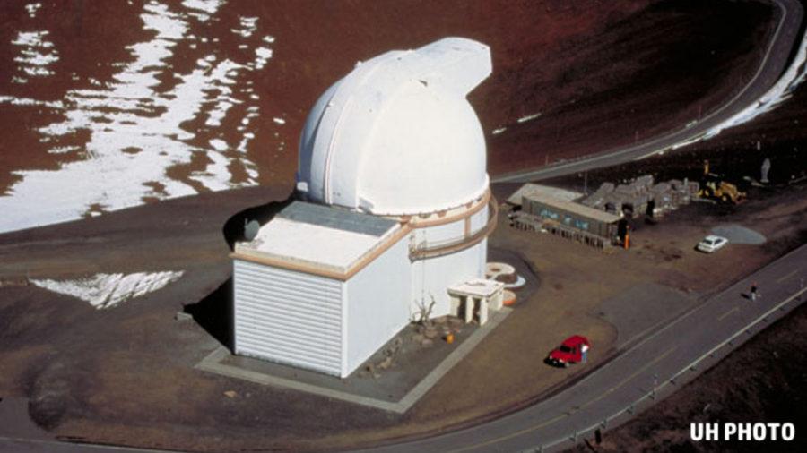 UH 2.2-meter Telescope Repairs Set To Begin