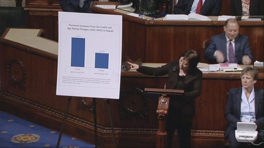 House Votes To Kill Obamacare, Trump Celebrates