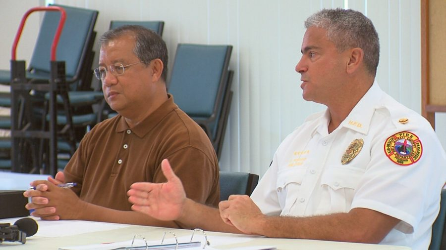 VIDEO: Hawaii Fire Chief Presents Budget Report