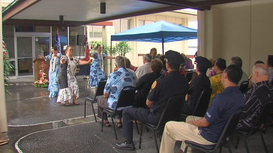 VIDEO: Police Week Event Held In Hilo