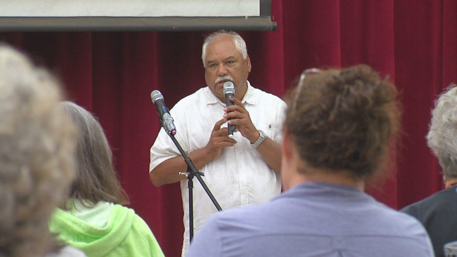 VIDEO: Public Opinions On Saddle Road Extension Shared