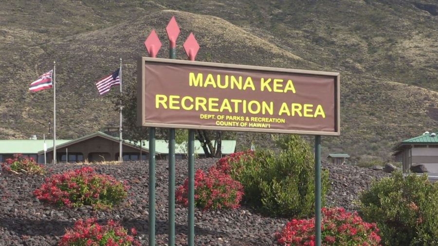 Mauna Kea Rec Area Comfort Stations To Close Monday