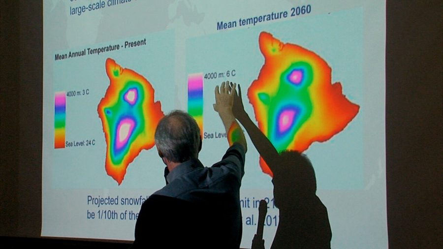 VIDEO: No More Summer Snow? Mauna Kea Weather In 2050
