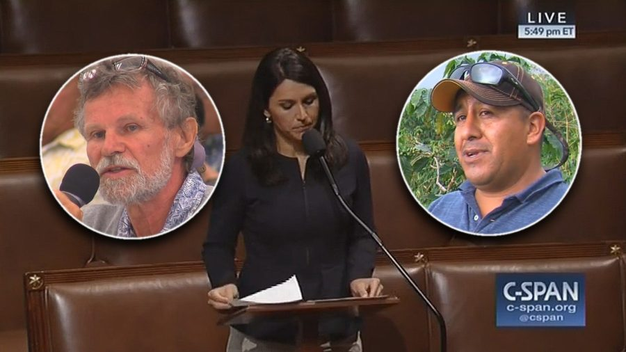 VIDEO: Rep. Tulsi Gabbard Rails Against Hawaii Deportations