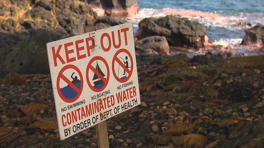 Wastewater Discharge Reported In Hilo's Puhi Bay