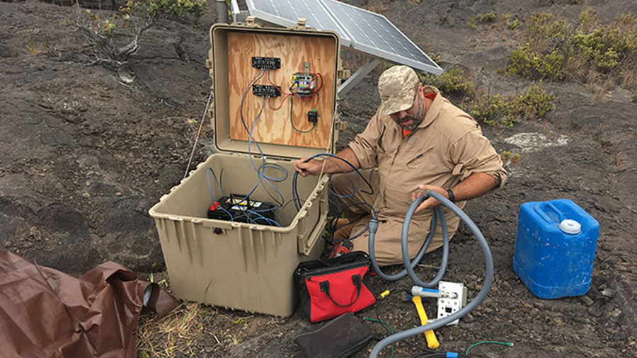 VOLCANO WATCH: Seismic Stations Upgrade At Kīlauea Completed