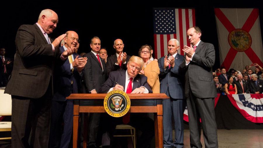 Hawaii Delegation Enters Trump Emoluments Clause Lawsuit