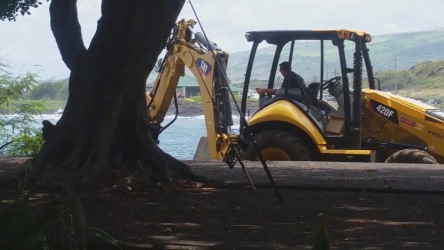 Punaluu Wharf: State Hits Tour Company With Violation Notice