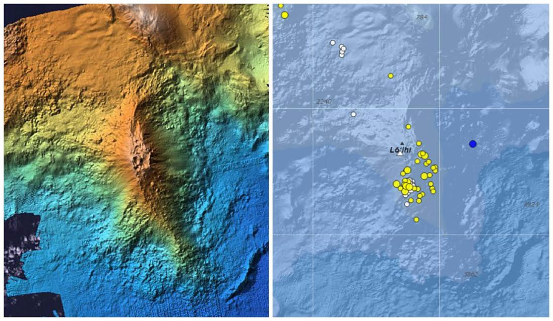 Earthquake Mapping Activity