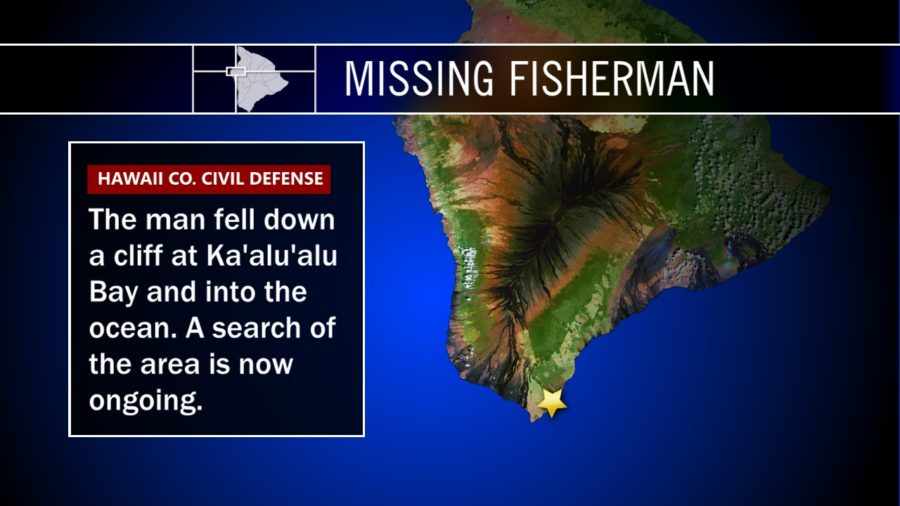 Coast Guard Suspends Search For Missing Man Near Ka'alu'alu Bay