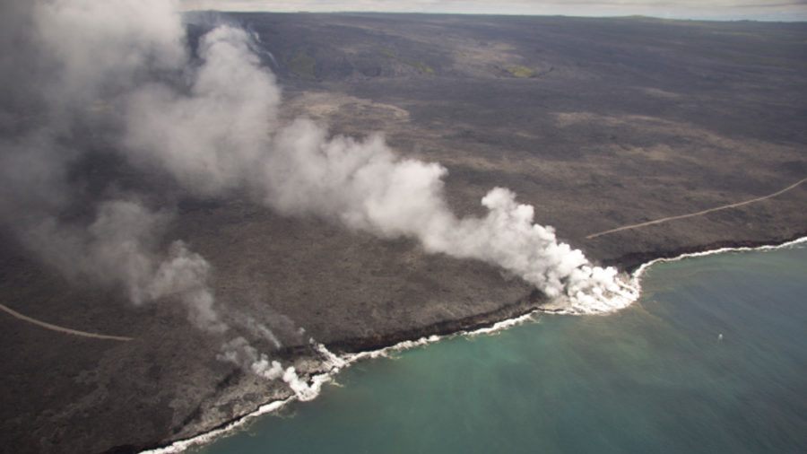 VOLCANO WATCH: Kamokuna Ocean Entry One Year Anniversary