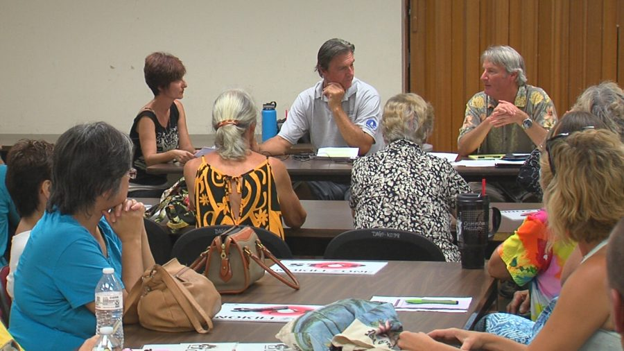 VIDEO: Cat Concerns Top Hilo Boating Rules Hearing