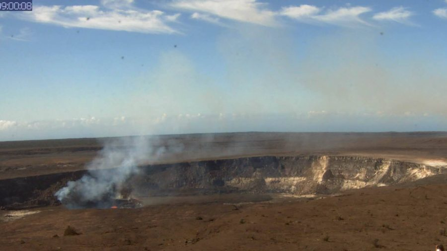 Body Recovered From Volcano Caldera