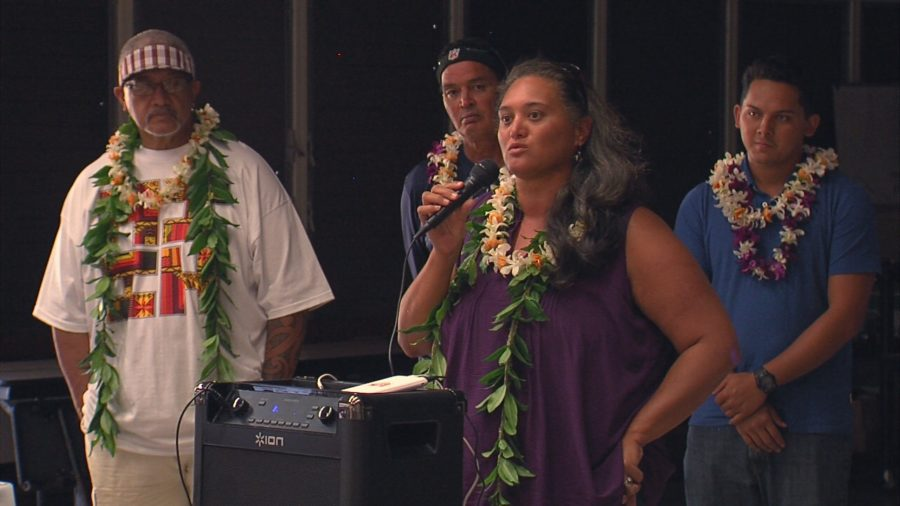 VIDEO: Waimea Hokule'a Crew Members Relive Voyage