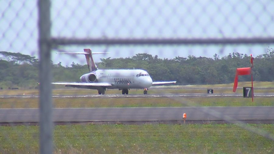 Hawaiian Airlines Makes Emergency Landing In Hilo