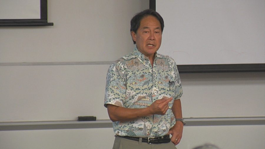 VIDEO: New UH Regent Douglas Shinsato Introduced