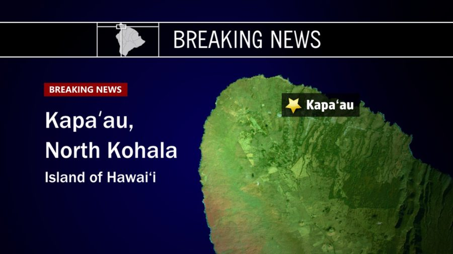 Fire, Explosions Destroy Home On Kapaau Road