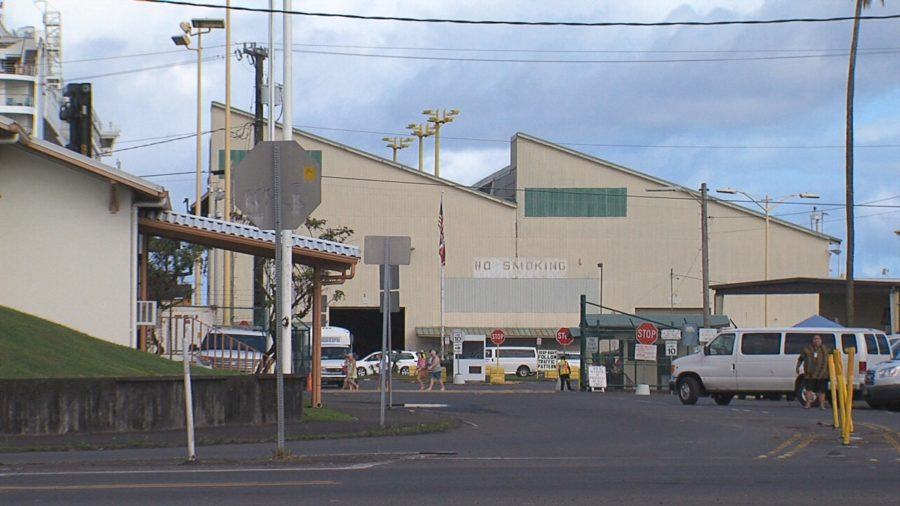 Hilo Harbor Security Increase Part Of $7.5 M Federal Award