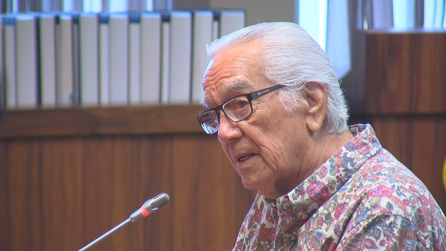 VIDEO: Pacific Waste Director Testifies Against Styrofoam Bill 13