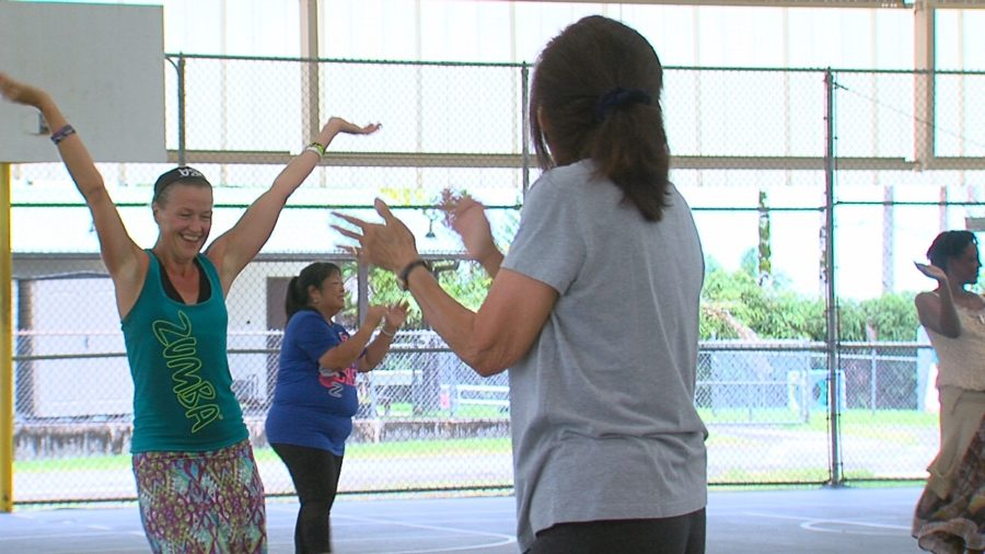 VIDEO: Mtn. View Elementary Celebrates Blue Zones Approval