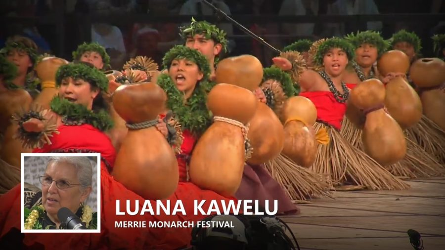 VIDEO: Aunty Luana Reacts To Mayor's Merrie Monarch Letter
