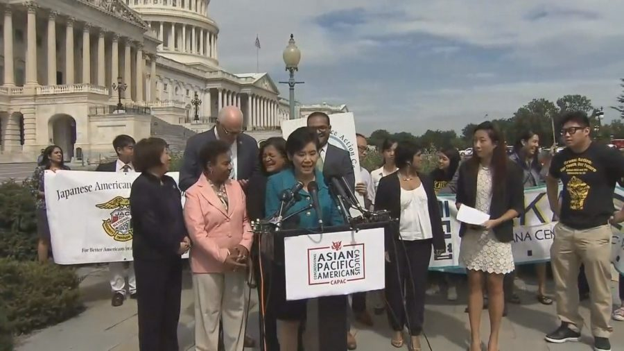 VIDEO: Hirono Joins Democratic Chorus In Support Of DREAM Act