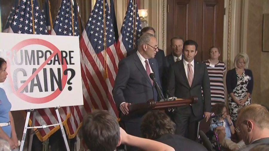 VIDEO: Hawaii Senate Democrats Resist New Healthcare Bill
