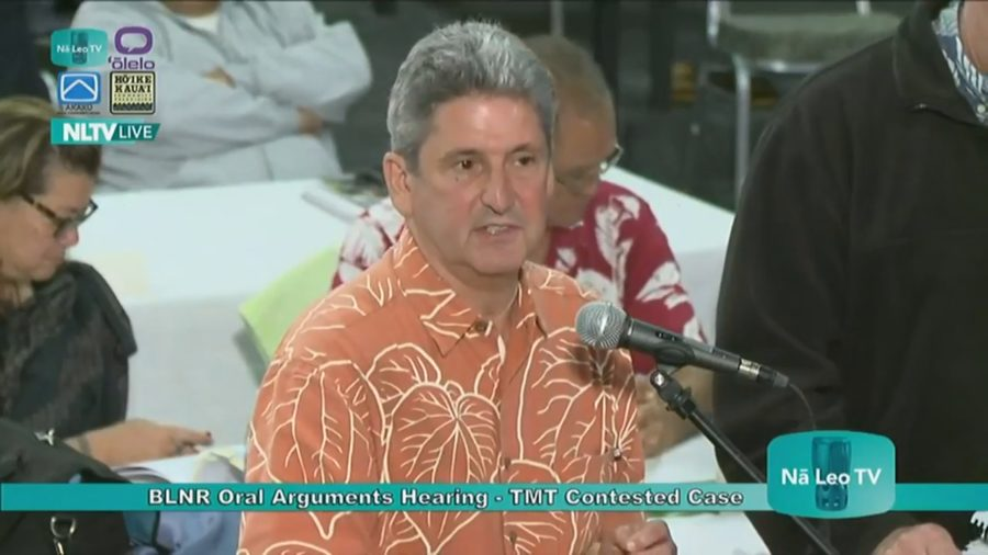 VIDEO: University of Hawaii Final Argument In TMT Case